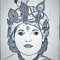 Bal Krishna by Mahesh Kumar Meena