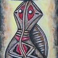 Balance Pot by Koffi Mbairamadji