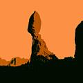 Balance Rock by David Lee Thompson