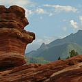 Balanced Rock by Ernie Echols