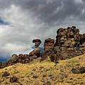 Balanced Rock Idaho Journey Landscape Photography By Kaylyn Franks by Kaylyn Franks