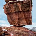 Balanced Rock by Roy Hall