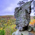 Balancing Act In The Ozarks by JC Findley