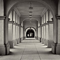 Balboa Park Archways by Tamara Adams