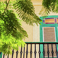 Balcony In Havana by Rob Huntley