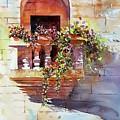 Balcony by Shaima Adnan