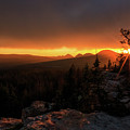 Bald Mountain Sunset by Gina Herbert