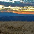 Bald Mountain Sunset by Ryan Phillips