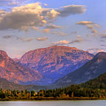 Baldy Shadow Mountain Lake by Russell Smith