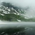 Balea Lake Panorama Romania by Sandra Rugina