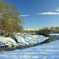 Balheary  Demesne In The Snow by Martina Fagan