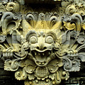 Bali Temple Art by Jerry McElroy