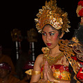 Balinese Dancer by Louise Heusinkveld