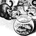 Balkan Cartoon, 1939 by Granger