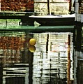 Ball On A Canal In Venice by Michael Henderson
