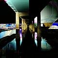 Ballard Bridge by Tim Allen