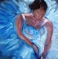 Ballerina 1 by Lia  Marsman