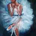 Ballerina 2 by Lia  Marsman