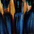 Ballerina Blues by Shevon Johnson