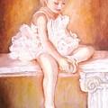 Ballerina by Carole Spandau