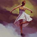 Ballerina Dance 0391 by Gull G