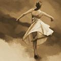Ballerina Dance 0530 by Gull G