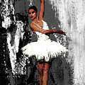 Ballerina Dance 073 by Gull G