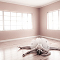 Ballerina Down by Steve Williams