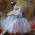 Ballerina E by Kelvin  Lei