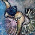 Ballerina by Ellen Lewis