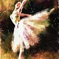 Ballerina Girl by Tina LeCour