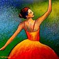 Ballerina by John  Nolan