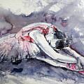 Ballerina by Kovacs Anna Brigitta