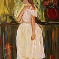 Ballerina Preparation by Mary Carol Williams