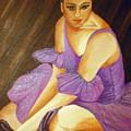 Ballerina by Tammera Malicki-Wong