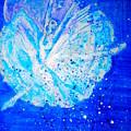 Ballerina05 - Acrylic by Donna Hanna