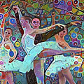 Ballet Carnival by Nina Silver
