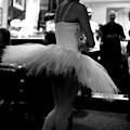 Ballet Dancer by Win Naing