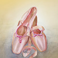Ballet Shoes by Georgia Pistolis