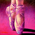Ballet Shoes  II by John  Nolan