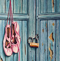 Ballet Shoes by Laine Garrido