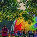 Balloon Fest Spirit by Kendall McKernon