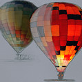 Balloon Glow by Sharon Foster