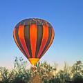 Balloon Launch by Gary Wonning