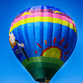 Balloon Over Wine Country by Tommy Anderson