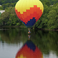 Balloon Reflections by Jesse MacDonald
