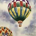 Balloon Ride by Sylvia Shimkus