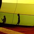 Balloon Shadows by Jim DeLillo