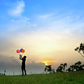 Balloons Are More Fun Than Toys by Atullya N Srivastava