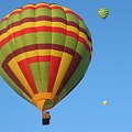 Balloons New Mexico by Margaret Fortunato